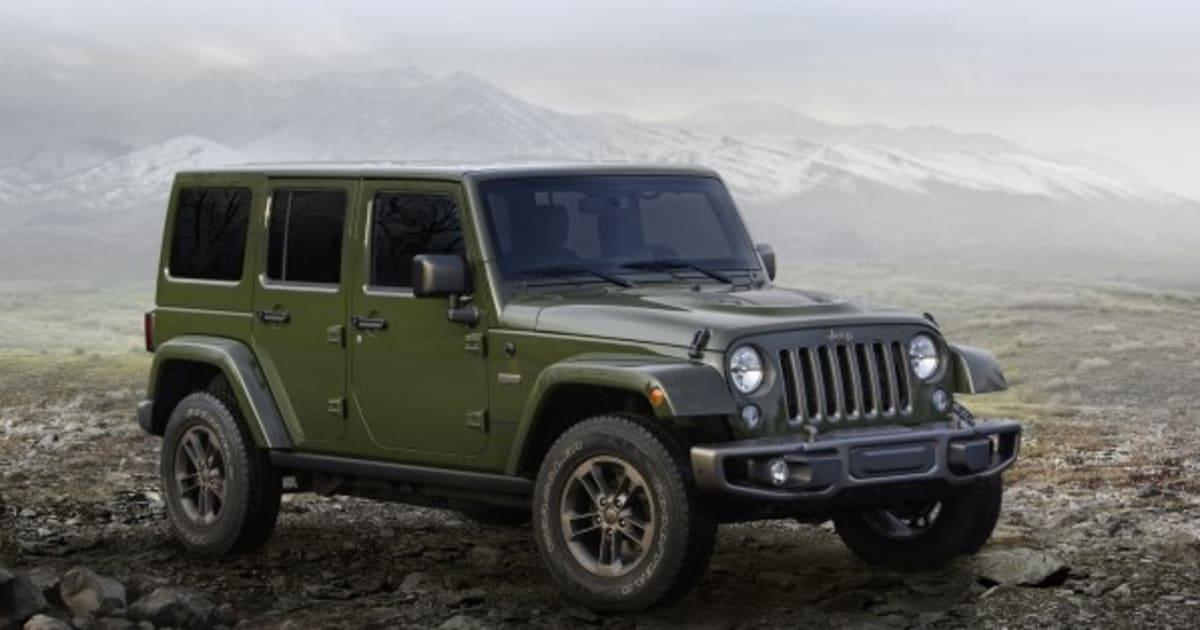 le nouveau jeep wrangler aurait 300 chevaux huffpost qu bec. Black Bedroom Furniture Sets. Home Design Ideas
