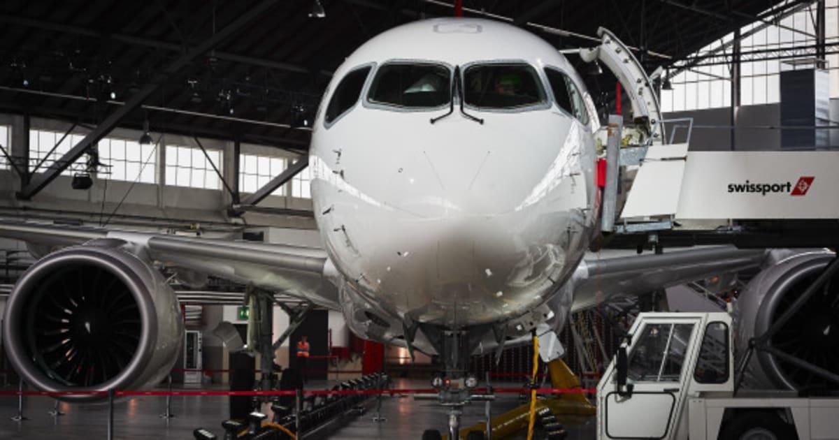 Bombardier la plainte de boeing vise pr venir une for Divan ovalia 05 version 2