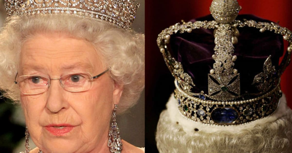 Queen Elizabeth's Crowns: The Ultimate Royal Accessory ...