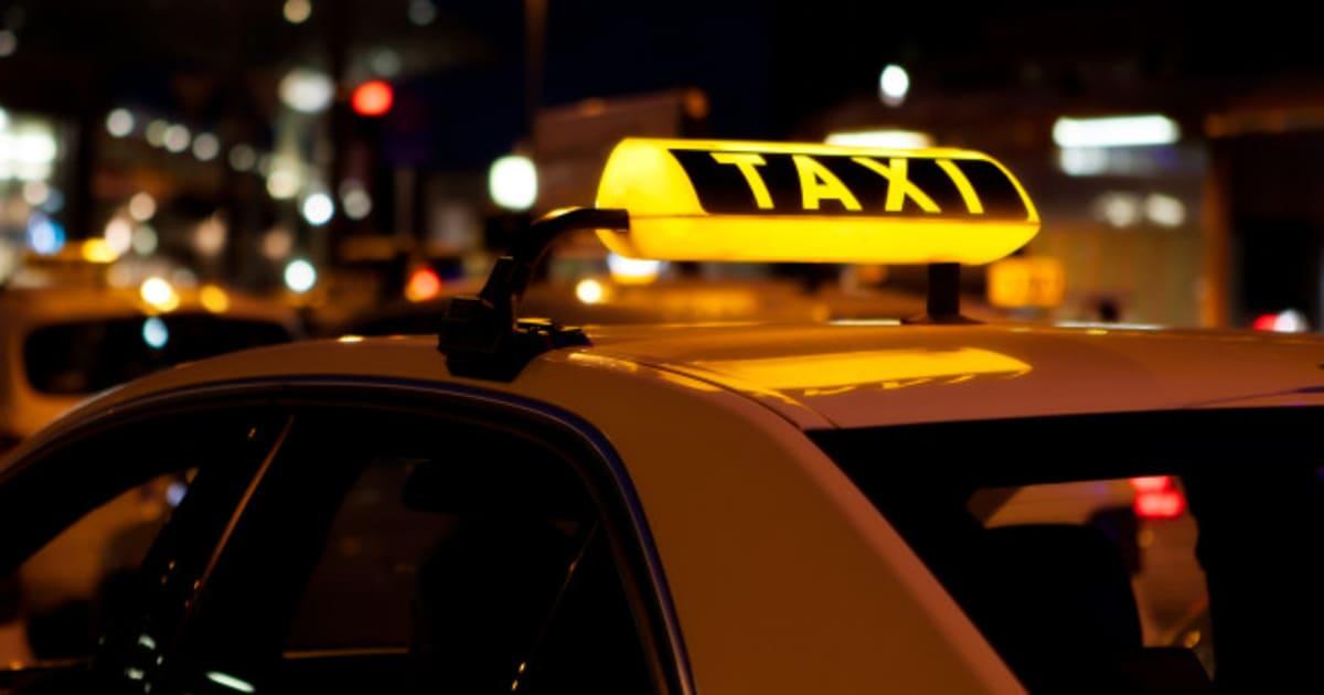Fake taxi australian