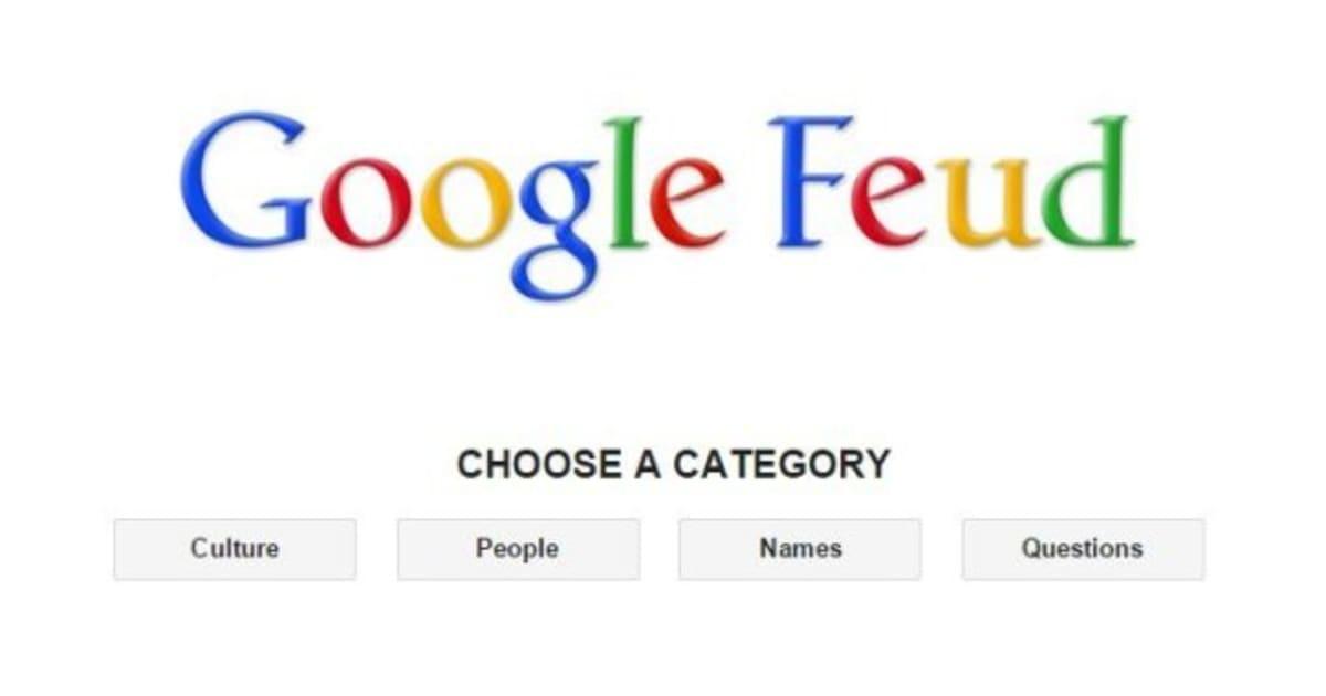 Google Feud Deutsch