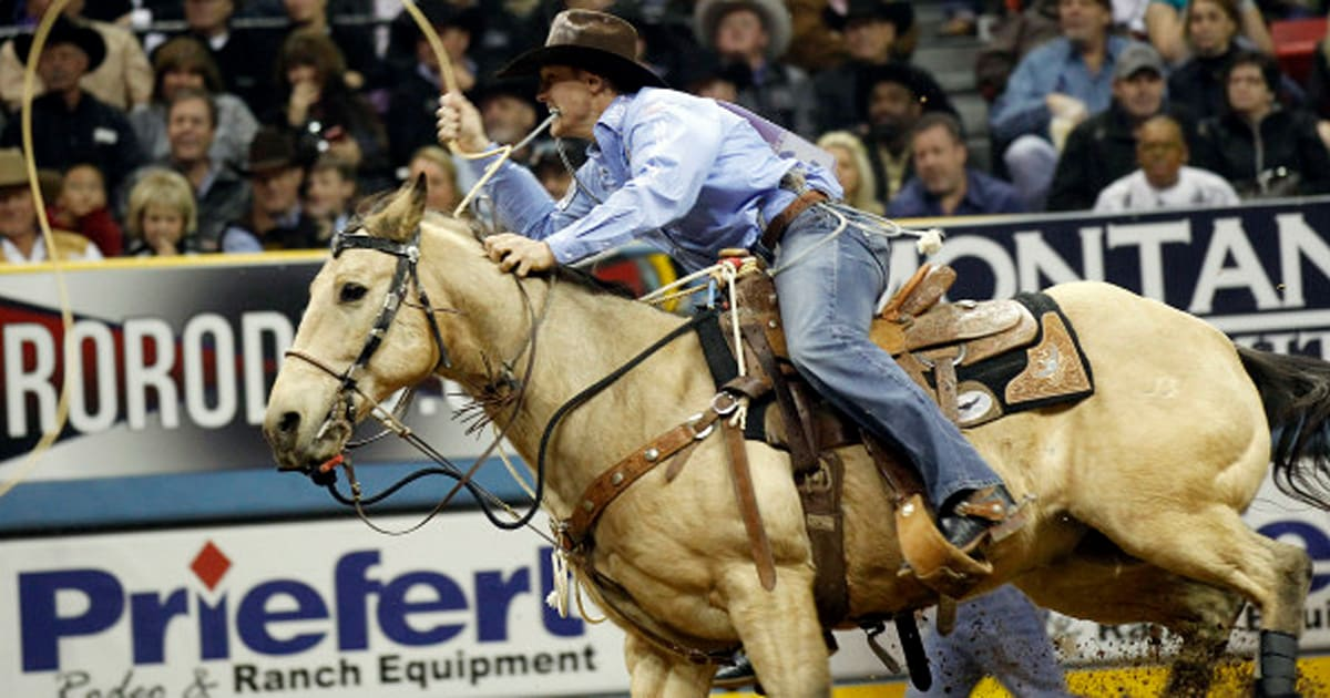 Calgary Stampede Disqualifies Tuf Cooper For Whipping