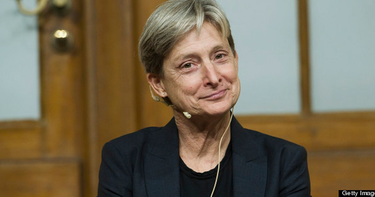 gender judith butler s arguments Subjects of sex/gender/desire, i-iii) judith butler consider also wittig's argument that the judith butler gender trouble (chapter 1: subjects of sex.