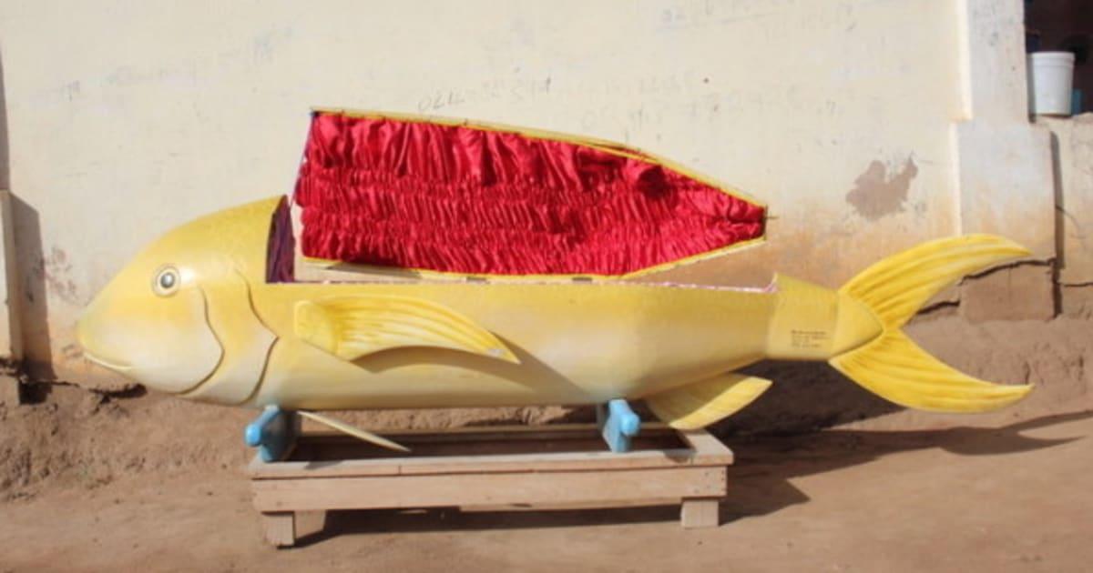 cercueil afrique