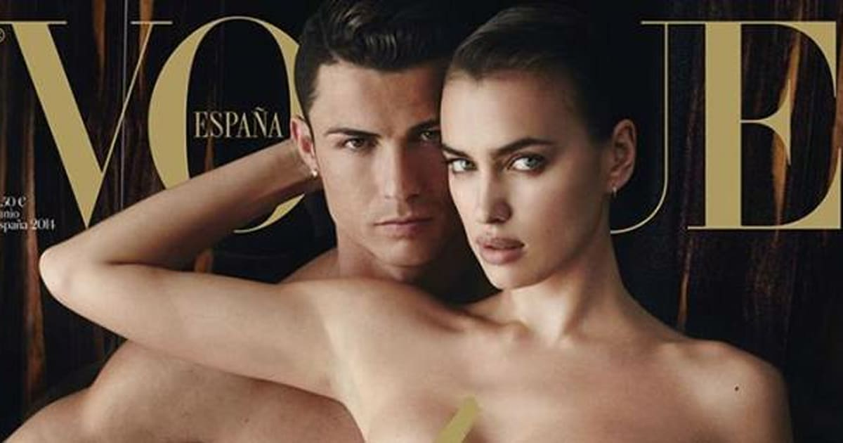 GAYSIM nude photos IN of NAKED CR7
