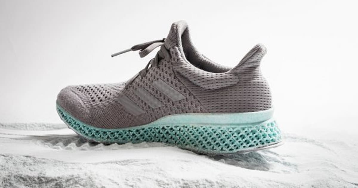 adidas shoes made out of ocean trash facts litter 636149