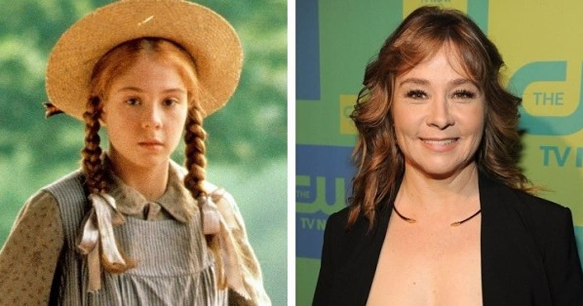 Anne of green gables diana and anne