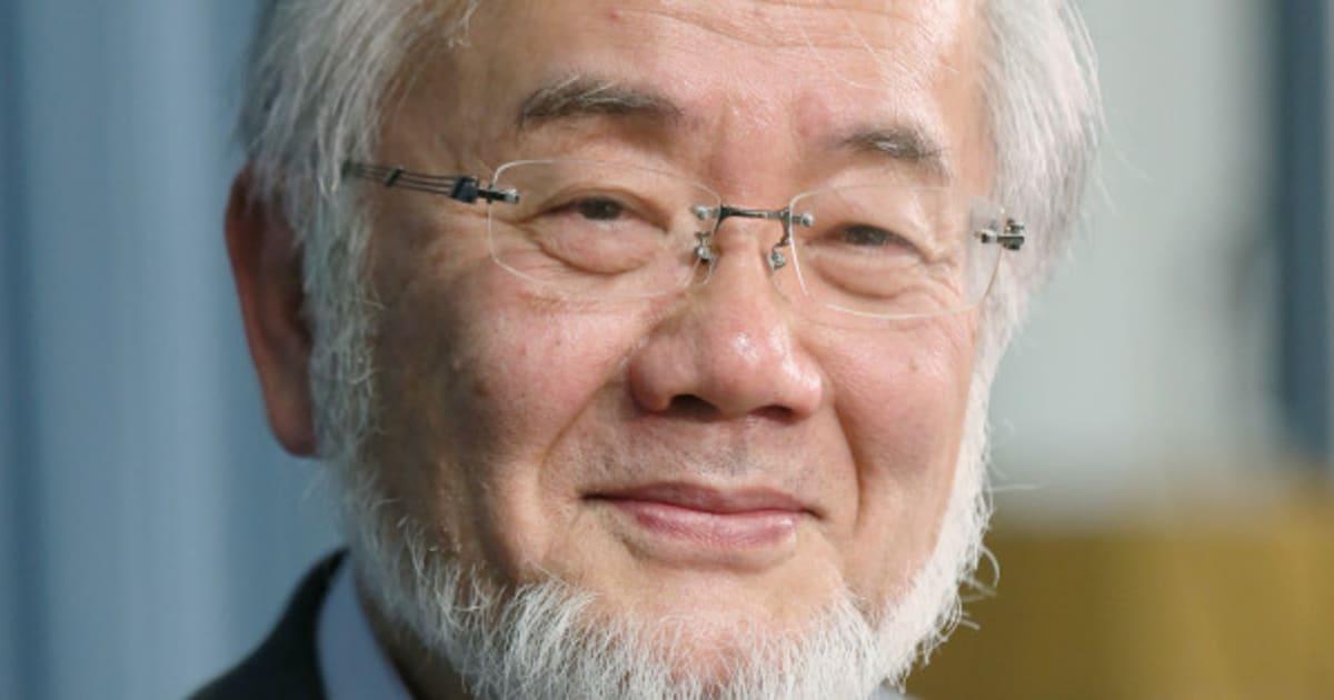 大隅良典さん、ノーベル医学生理学賞 東京工業大学栄誉教授(UPDATE)
