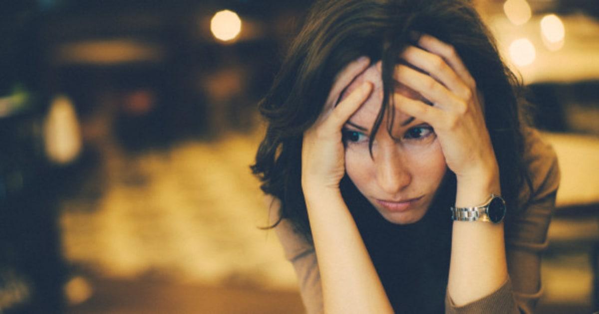 Anger after divorce