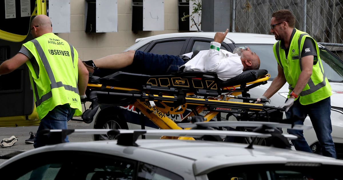 Mass Shooting At 2 New Zealand Mosques Leaves At Least 49 People ...