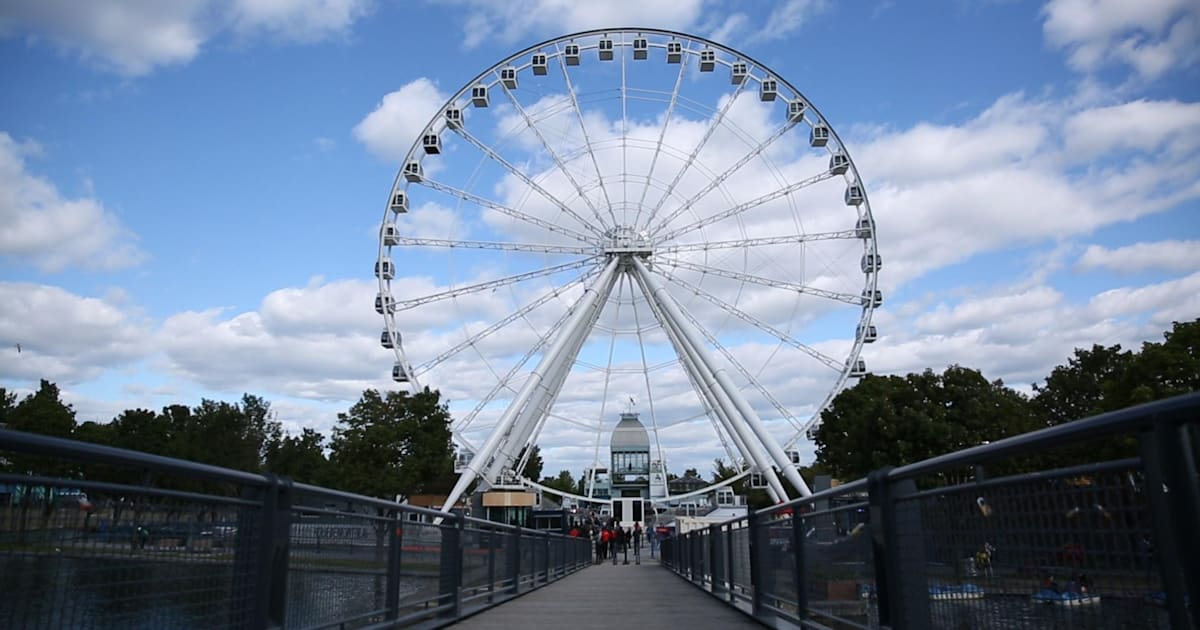 la grande roue de montr u00e9al