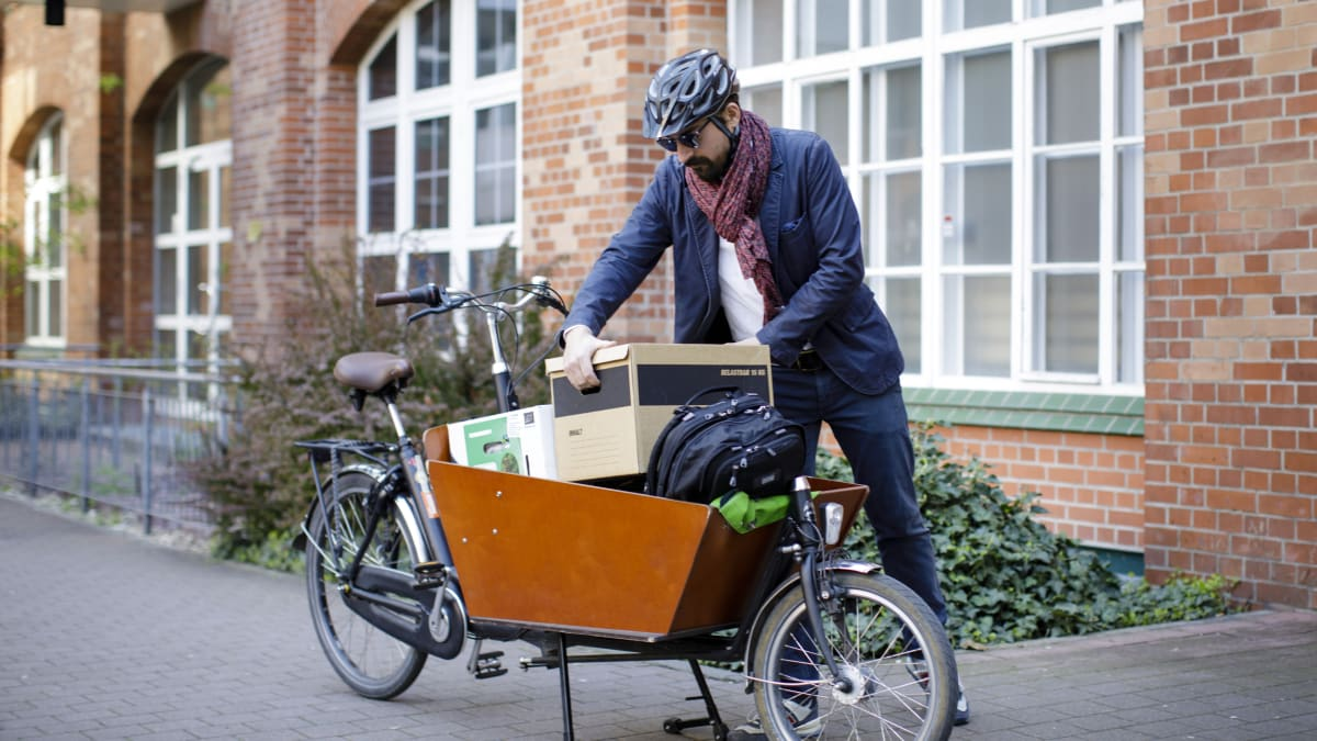 Gigs you can do by bike