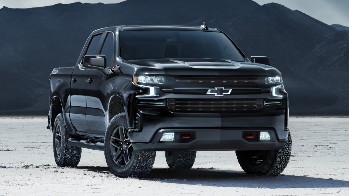 2020 Chevy Silverado revives Rally and Midnight Editions