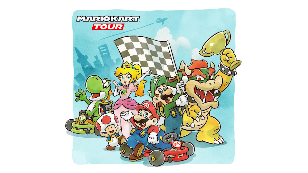 Playing On Your Phone Makes For The Worst Mario Kart Experience To