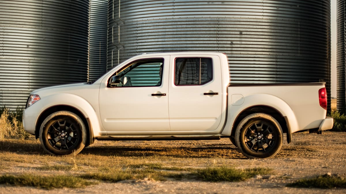 2019 Nissan Frontier Reviews Price Specs Features And Photos Autoblog