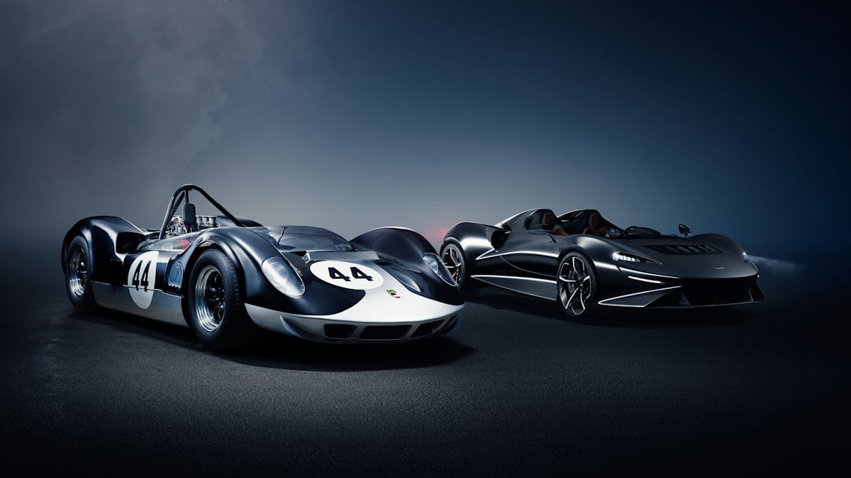 McLaren rekindles Elva nameplate with new roadster