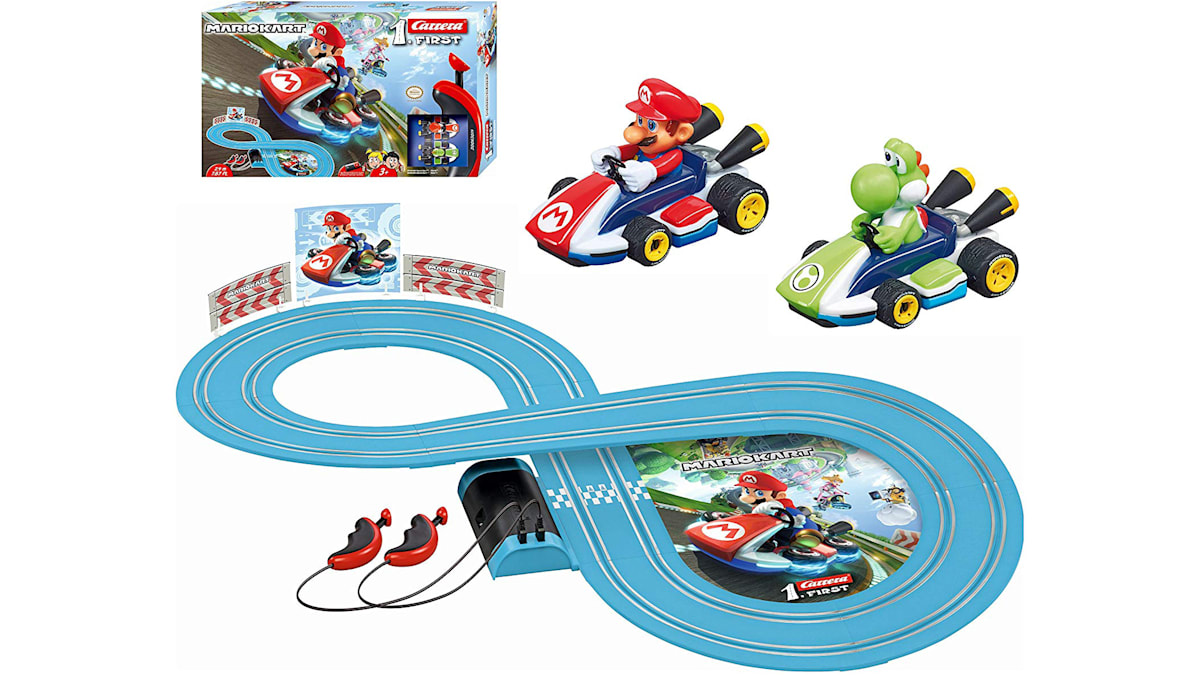 This slot car racing sets make great gifts for the holidays