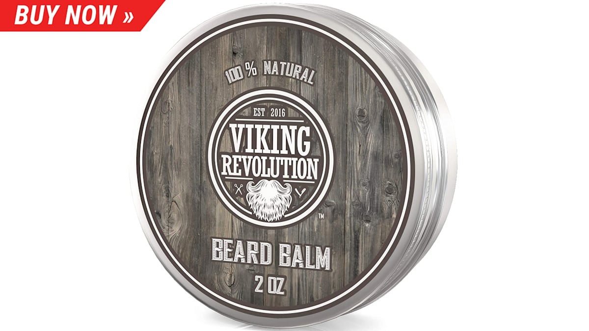 These grooming products are great for tidying up scruffy beards