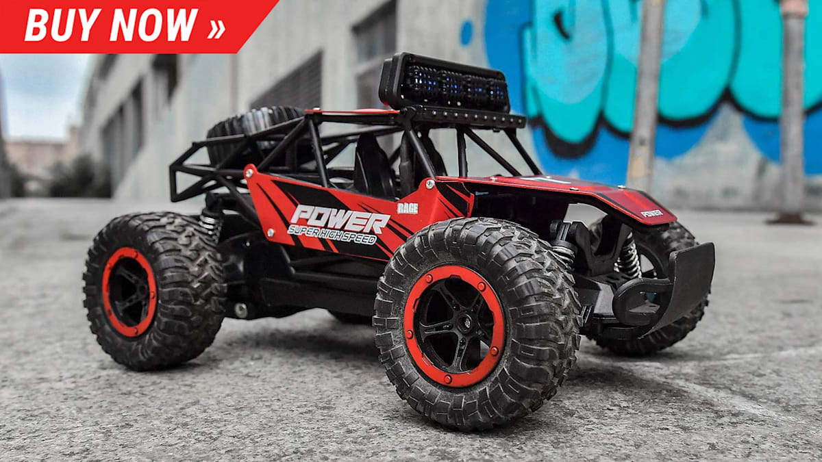 Amazon S Best Selling Rc Car Is On Sale For Today Only Autoblog