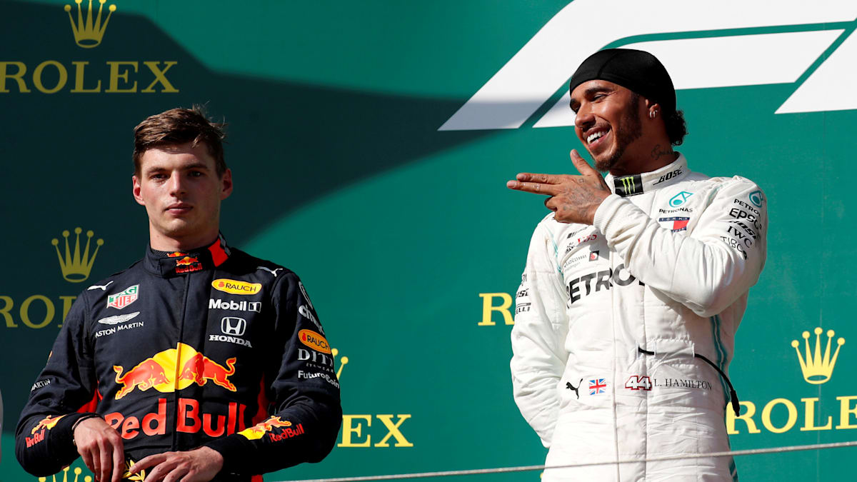 Max Verstappen hopes to strike early as Hamilton starts bid for F1 record