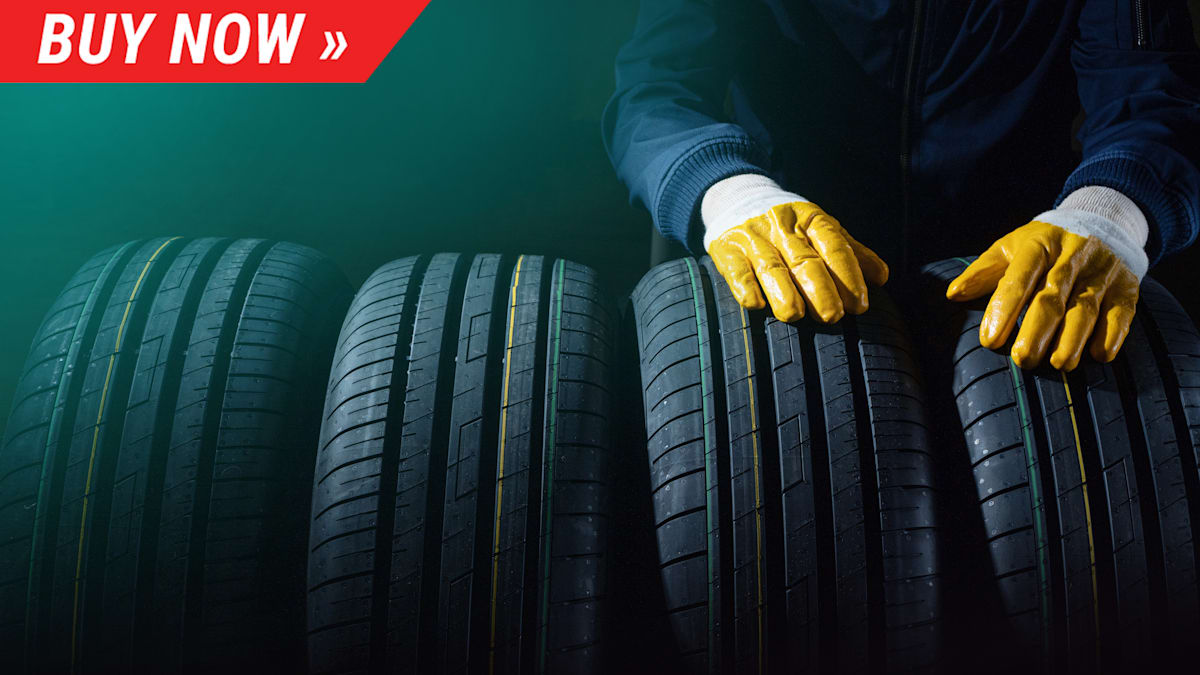 Feiern Sie den Labor Day mit diesen tollen Reifenangeboten von Tire Rack€.