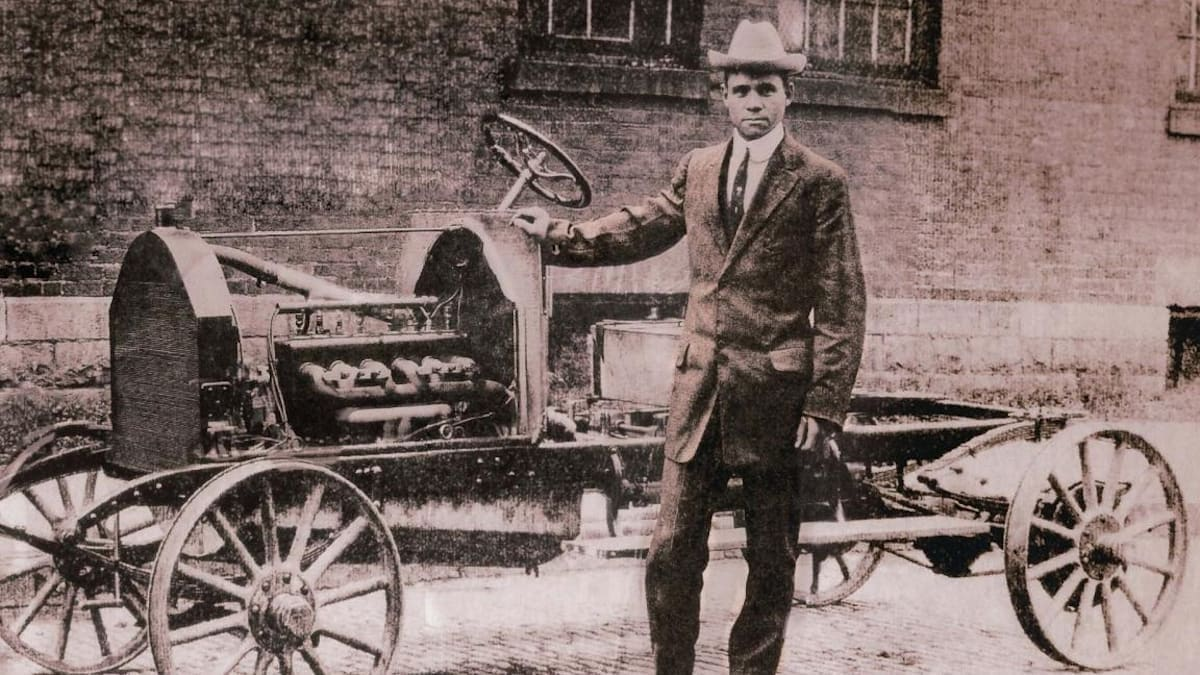 The Black automotive pioneers who helped reshape the automotive world. 64