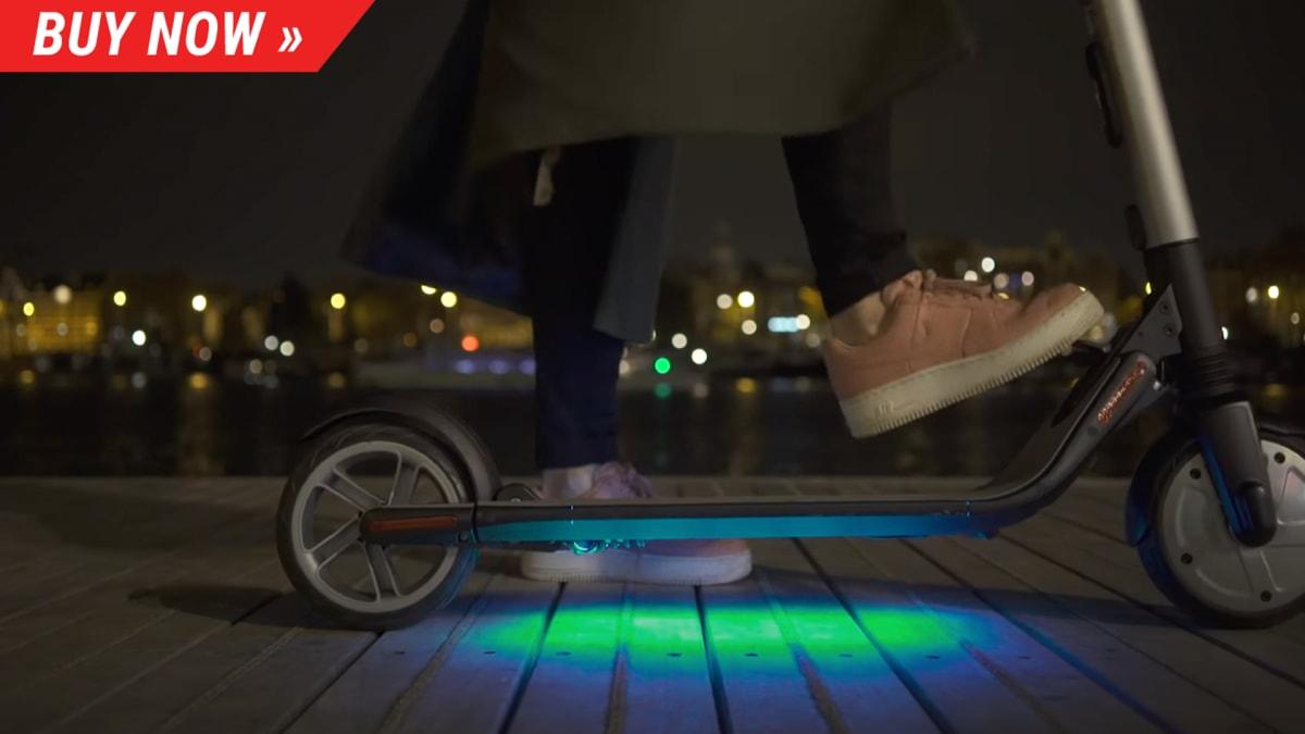Dieser Segway Ninebot Elektroroller ist bis Mitternacht um satte $240 reduziert.