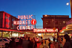 Pike Place Market by Brandon Fralic