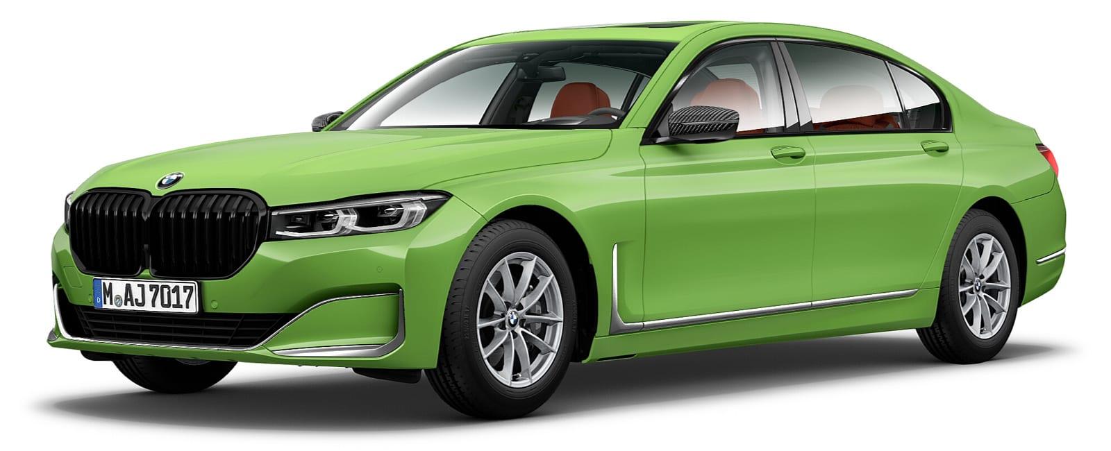 BMW 7 Series Verde Mantis2
