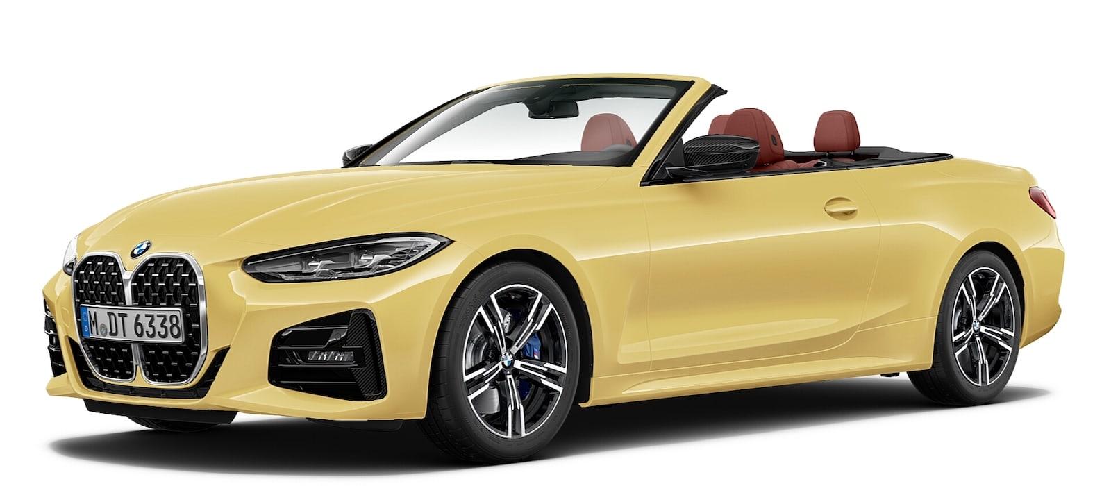 Мятно-зеленый! Желтый Дакар! Узрите славу визуализатора BMW Individual