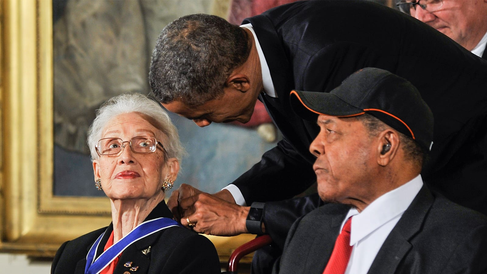 100-year-old NASA mathematician Katherine Johnson, who sent a man to the moon, tells her story