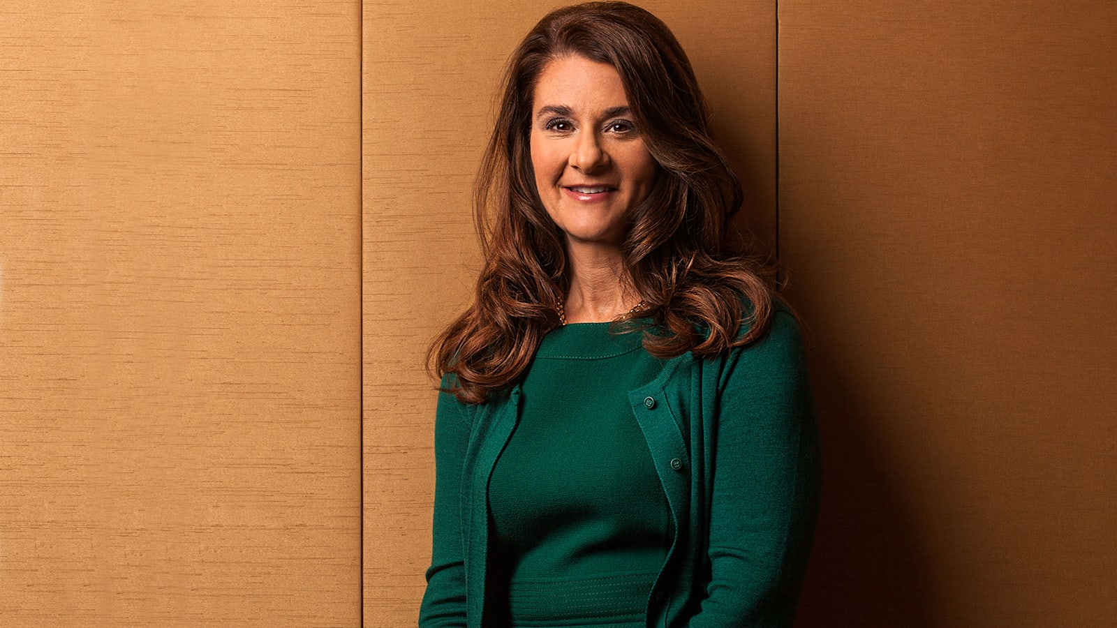 "Melinda Gates Wants to Add More Women to ""Parade of Guys"" in Tech"