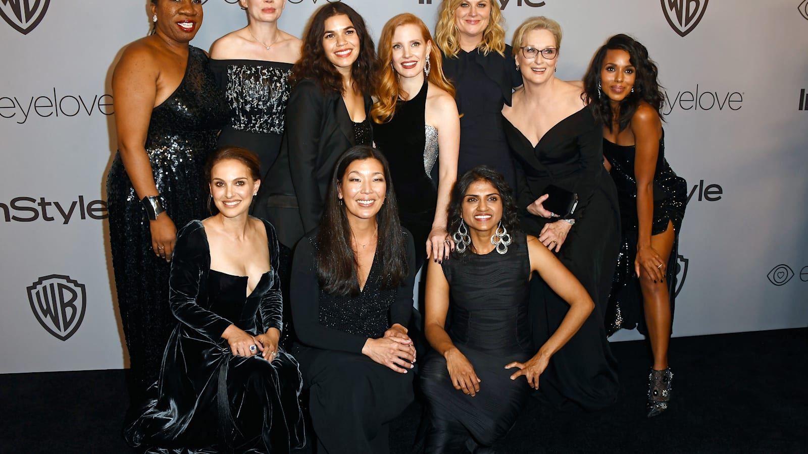 Meet the Women Fighting Sexual Harassment With Time's Up