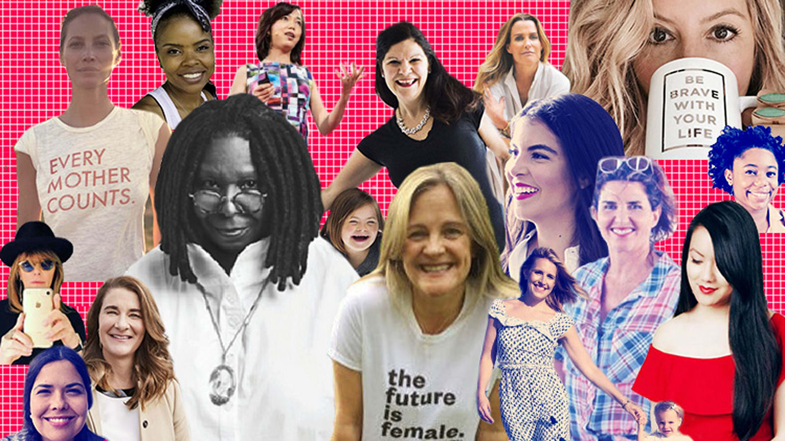 Meet the Good Housekeeping 2017 Awesome Women Awards Honorees