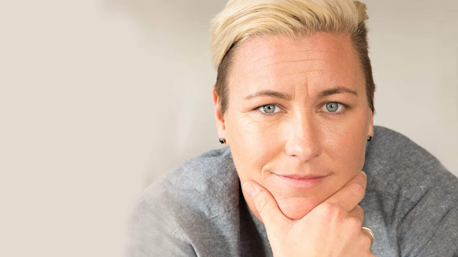 Abby Wambach's Best Advice: 'Make Failure Your Fuel'