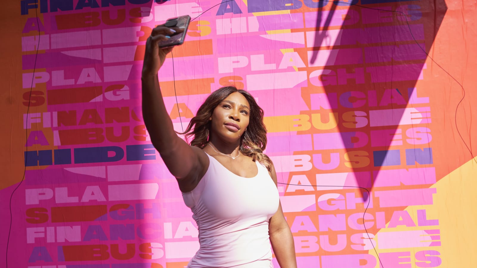 Serena Williams: How Equal Pay Can Save Lives