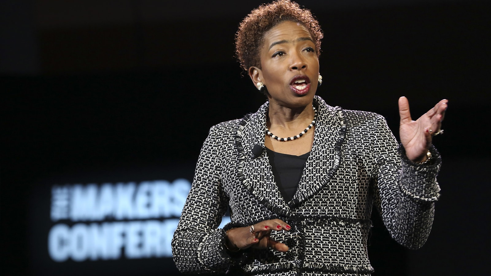 Wall Street Boss Carla Harris Reveals the One Person Who Can Make Your Career