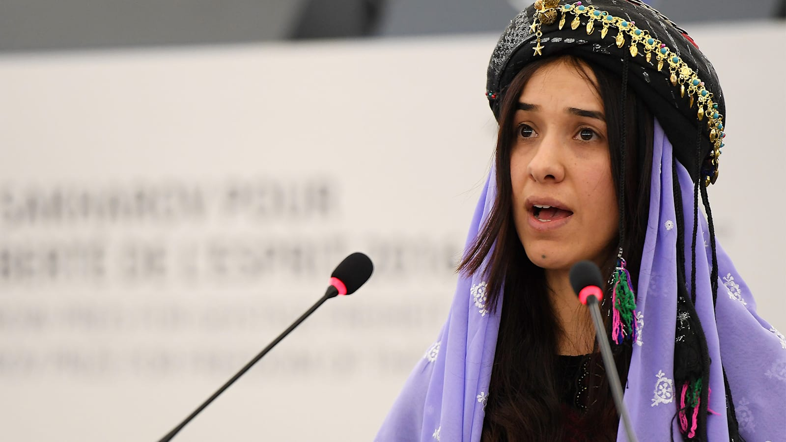 All About 25-Year-Old Nobel Peace Prize Winner Nadia Murad