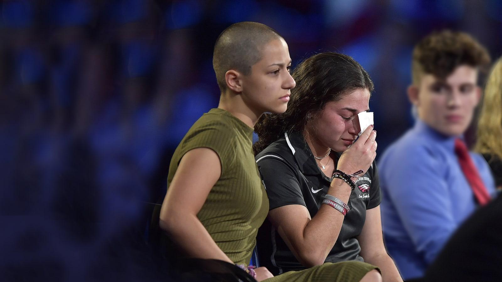 Meet Four Parkland Teens Demanding Gun Reform Now