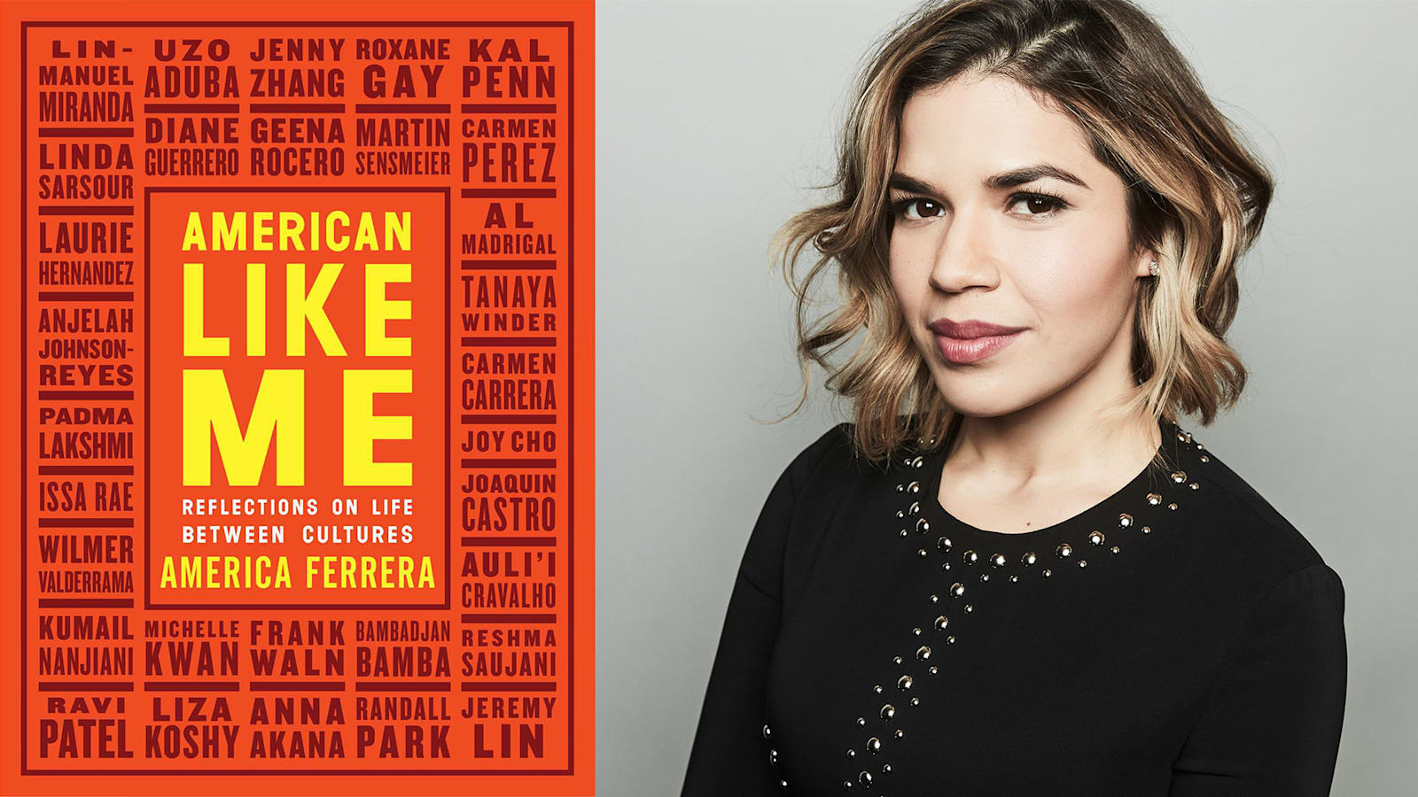 "America Ferrera Unites Star-Studded Immigrant Voices in ""American Like Me"""
