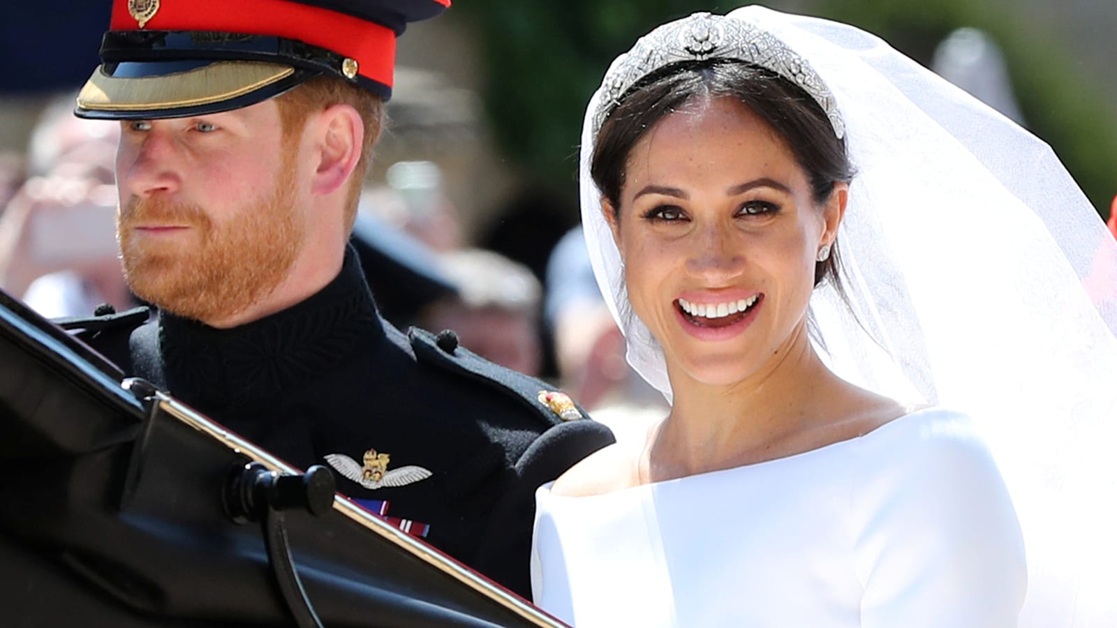Every Feminist Detail From Meghan Markle's Royal Wedding