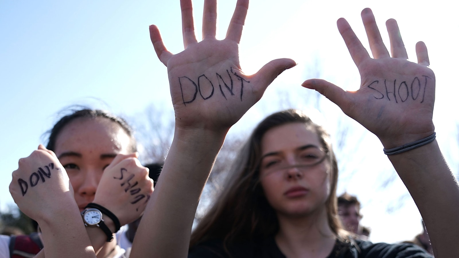 Walkouts, Sit-Ins, Protests: What Happens When Students Lead Movements