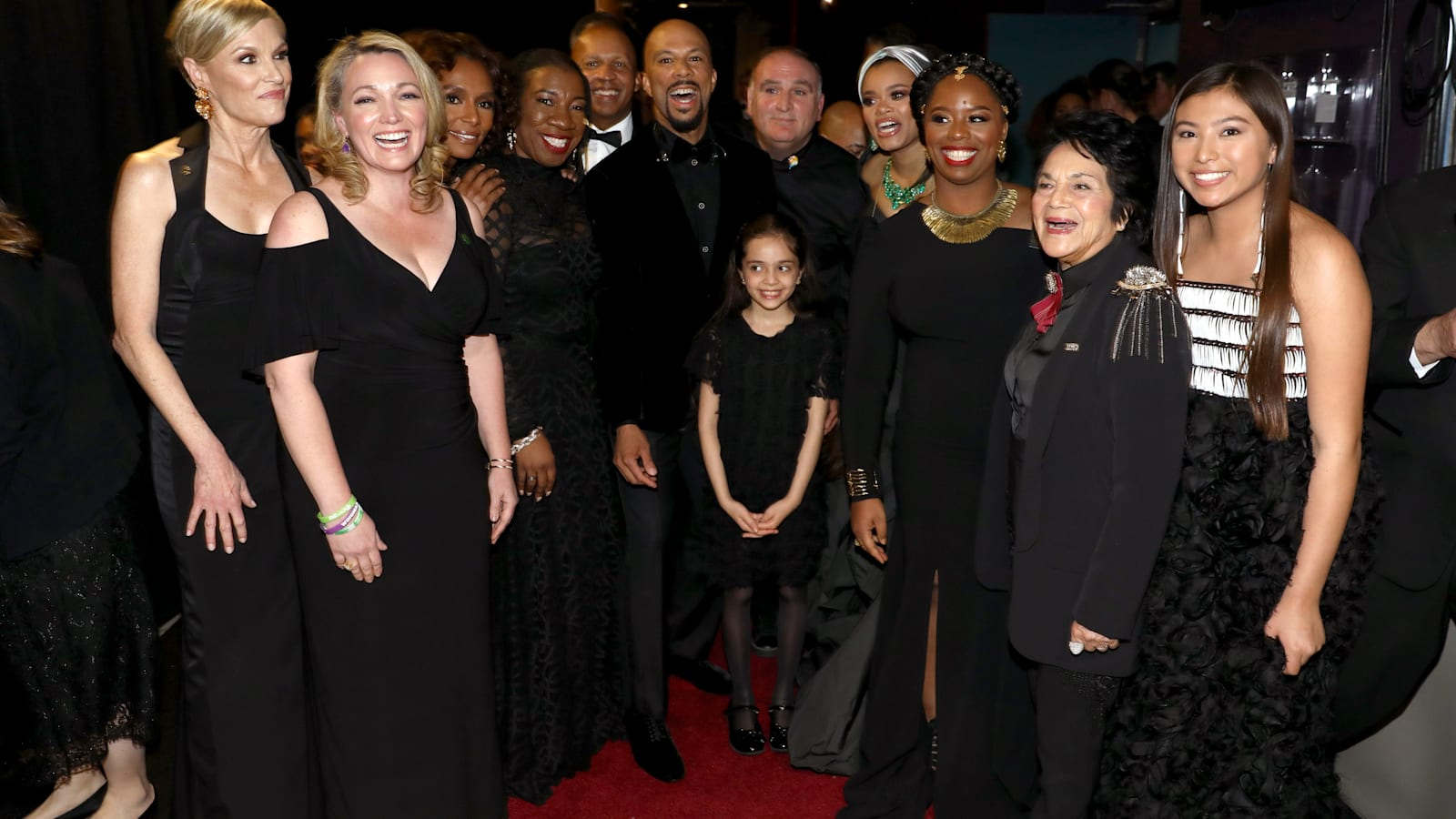 Meet the Activists Who Took Center Stage at the Oscars