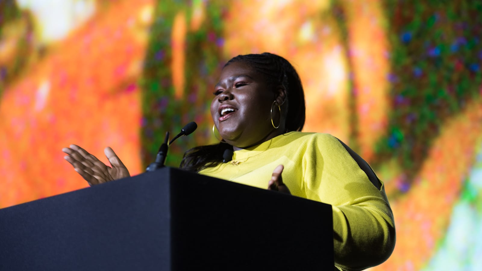 Gabourey Sidibe: I Show Up When Others Might Be Ashamed