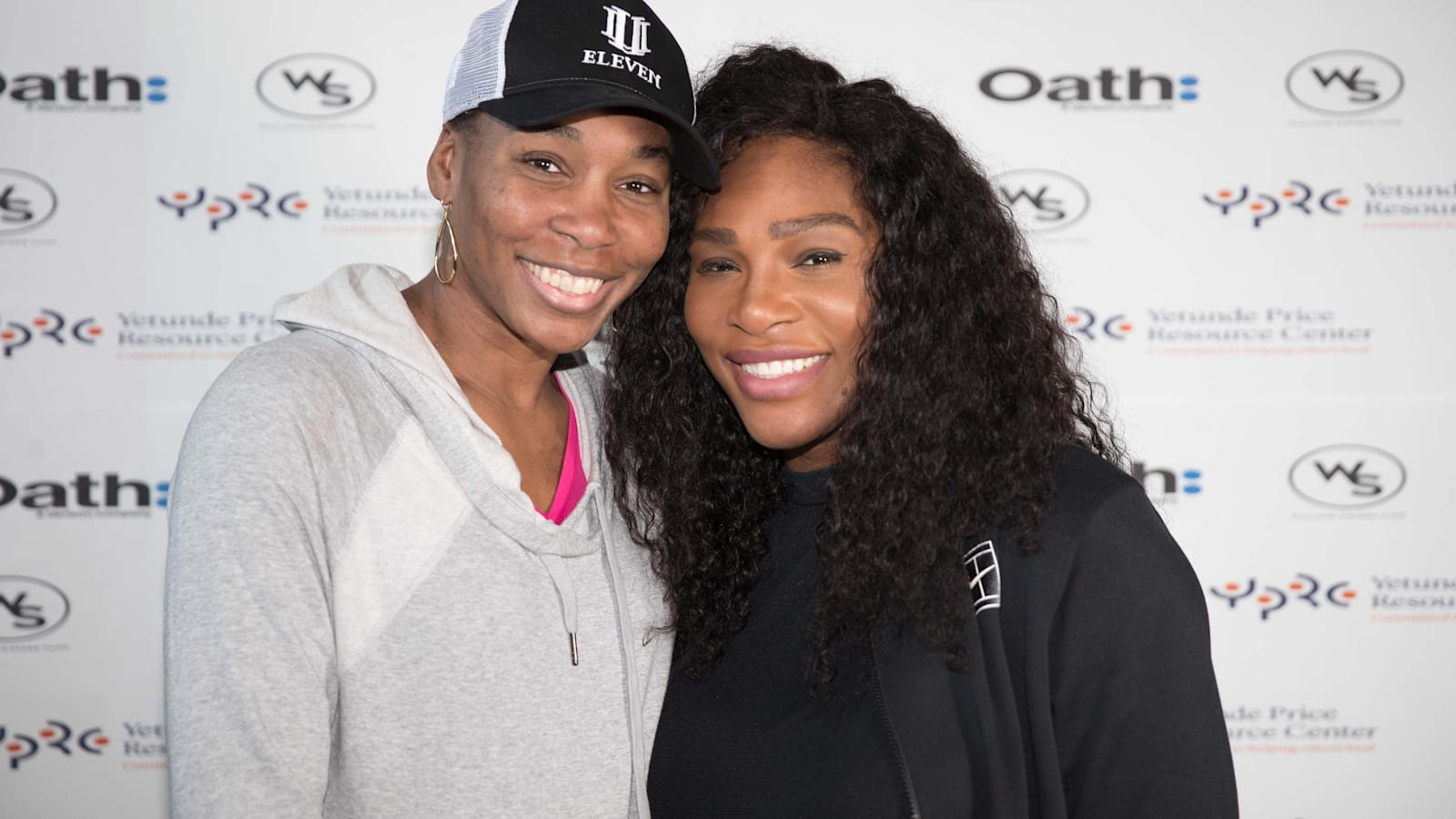 "Serena and Venus Williams Speak out Against Community Violence and How to ""Turn Pain Into Hope"""