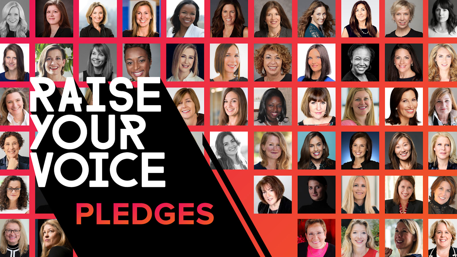 More Than 40 Companies Pledge to Advance Women