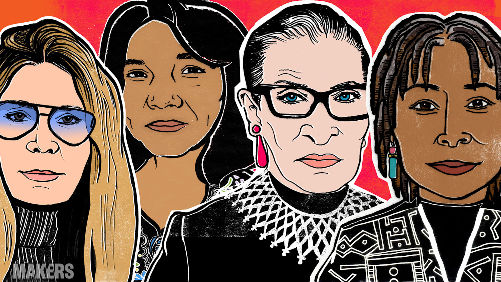 Women's History Month: Behind the Art