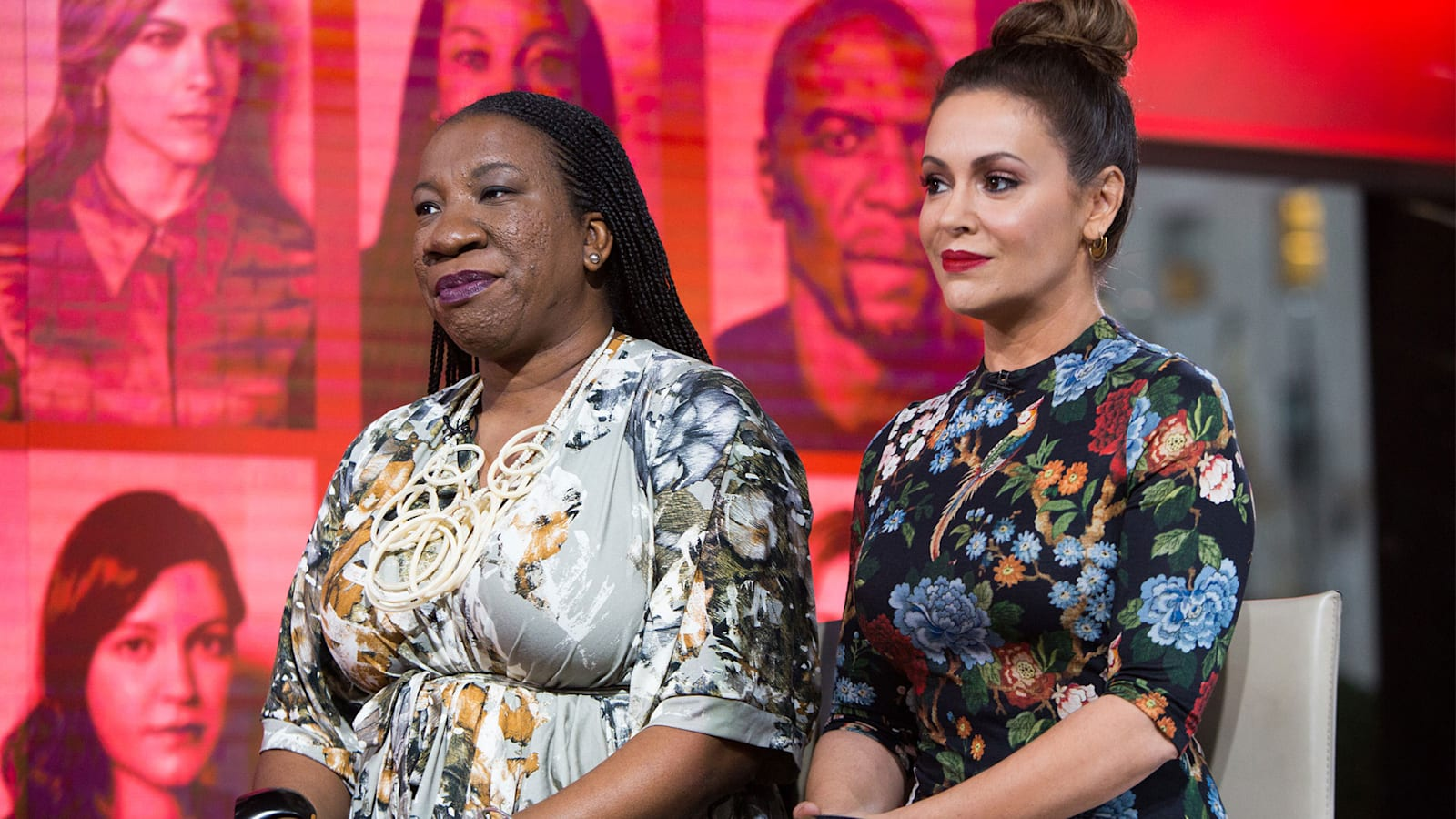 19 Million #MeToo Tweets Later: Alyssa Milano and Tarana Burke Reflect on the Year After #MeToo