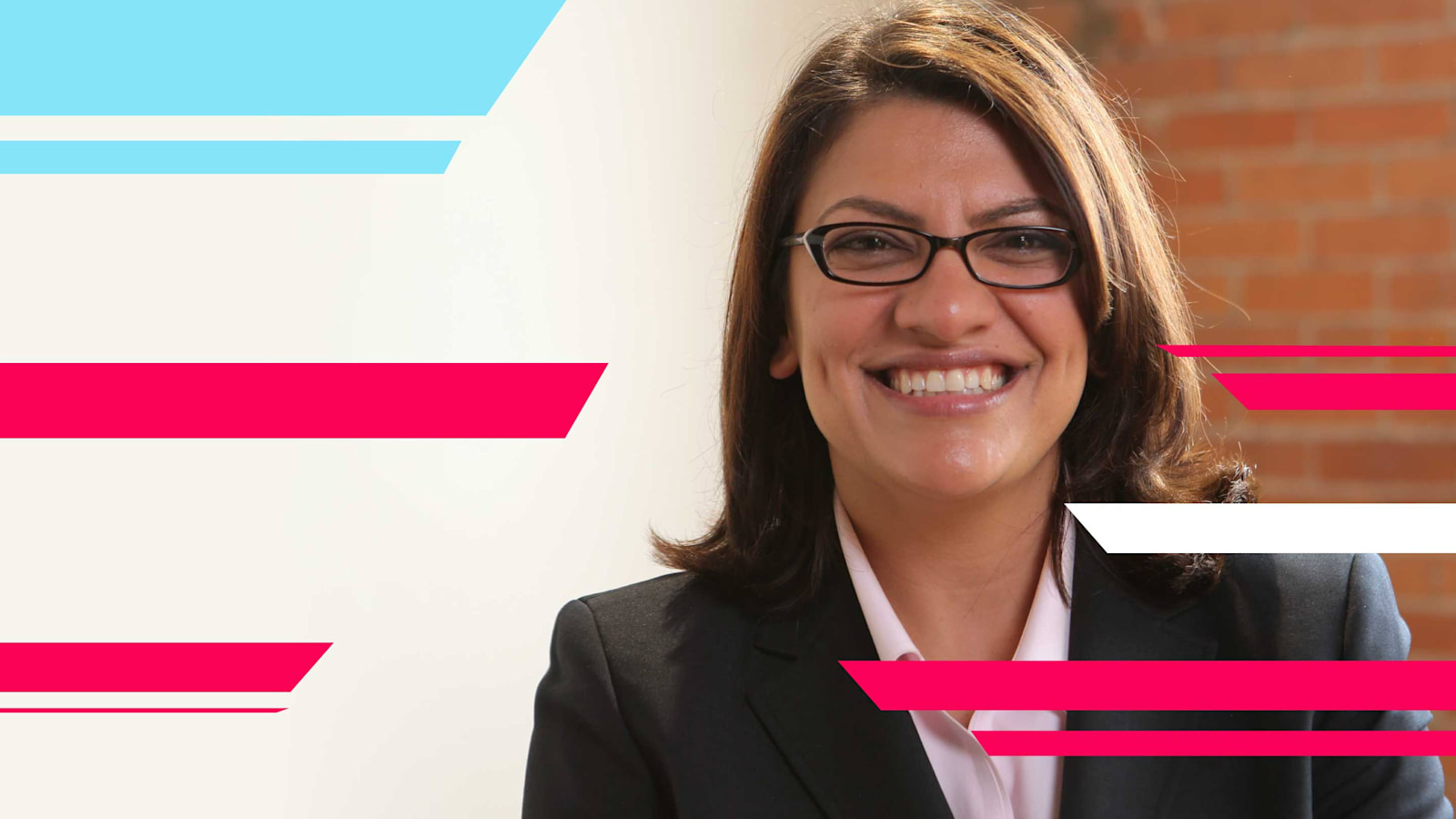 Rashida Tlaib was asked to prove she's a U.S. citizen — now she's one of the first Muslim women in Congress