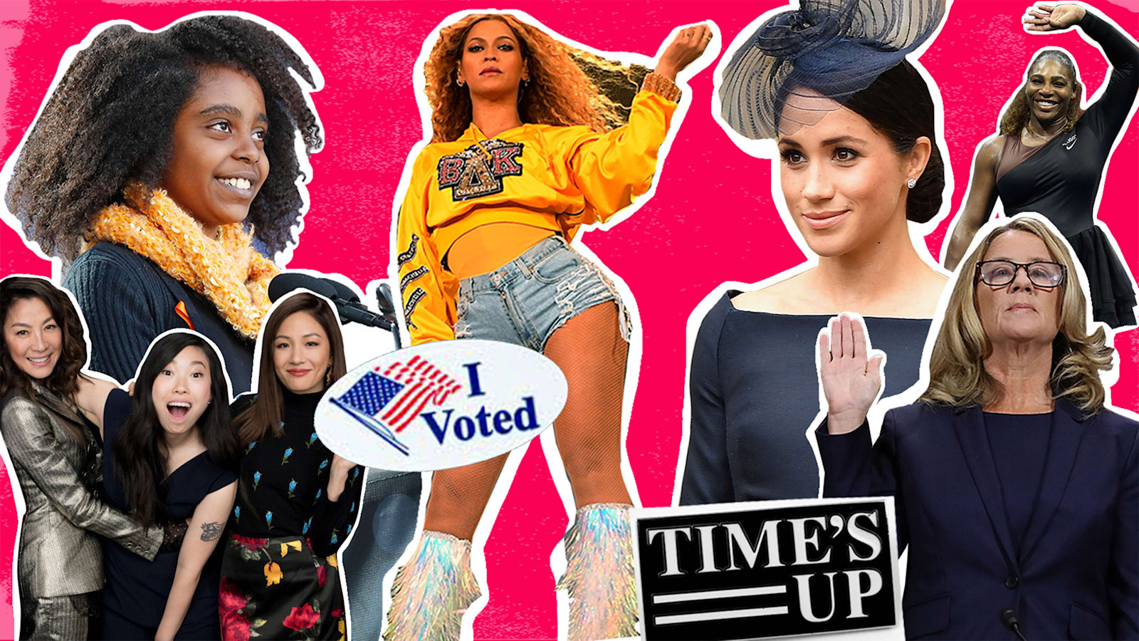 The Top 10 Feminist Moments That Defined 2018